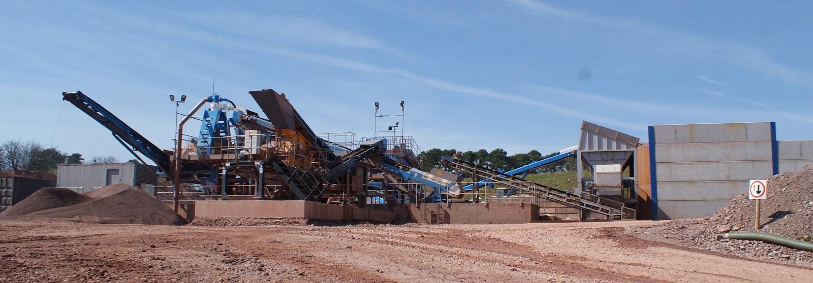 Aggregate Recycling Grange Quarry